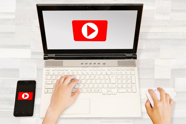 (YouTube)Playlistの共有やブックマーク方法